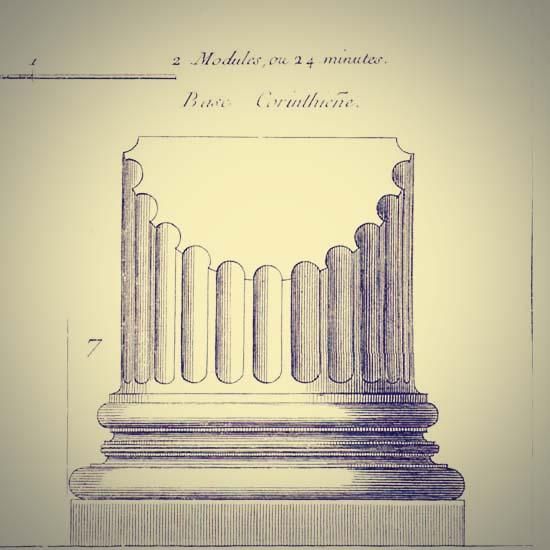 base_corithiene_เสาโรมัน