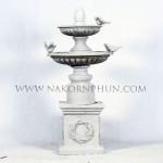 550_140_concrete_fountain_modern_pumpkin_bird_60cm